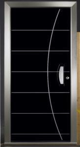 D corez vos portes internorm for Achat porte pvc