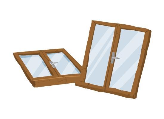 Que faire de ses anciennes fenêtres et menuiseries ?