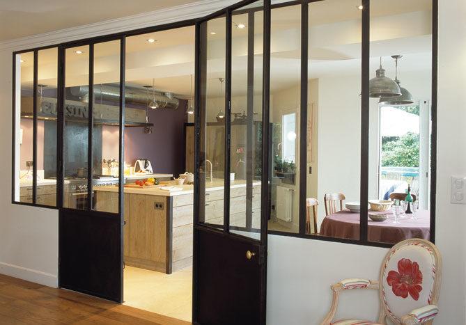 Pensez aux baies vitrées pour votre intérieur !