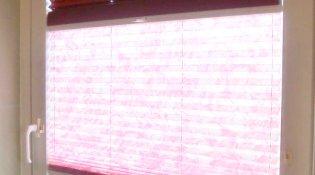 Protections solaires : le store plissé