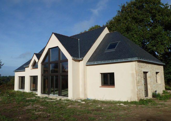 Quelle fenêtre pour une maison en Bretagne ?