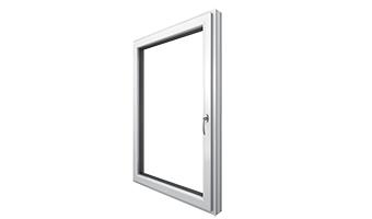 Fenêtres PVC double vitrage
