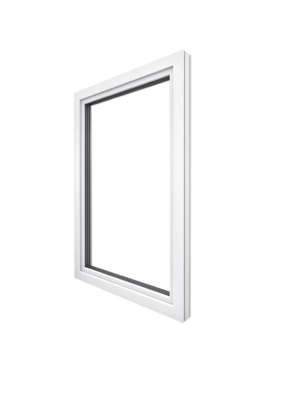 Fenêtres PVC triple vitrage