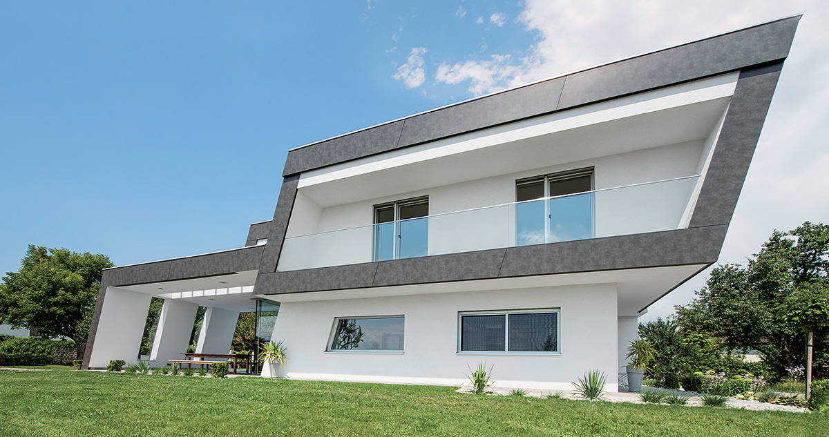 fen tre pvc triple vitrage kf 500 internorm. Black Bedroom Furniture Sets. Home Design Ideas