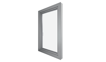 Fenêtres alu double vitrage