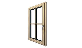 Fenêtres bois double vitrage