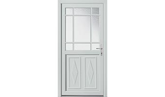Portes PVC classiques