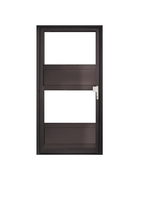 Portes PVC contemporaines