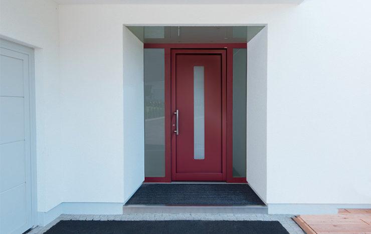 Se sentir et être en sécurité chez soi avec la bonne porte d'entrée !