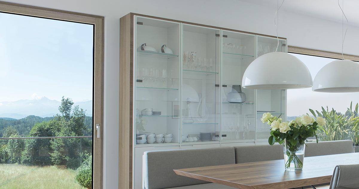 porte fen tre bois triple vitrage la fran aise hf 410 internorm. Black Bedroom Furniture Sets. Home Design Ideas