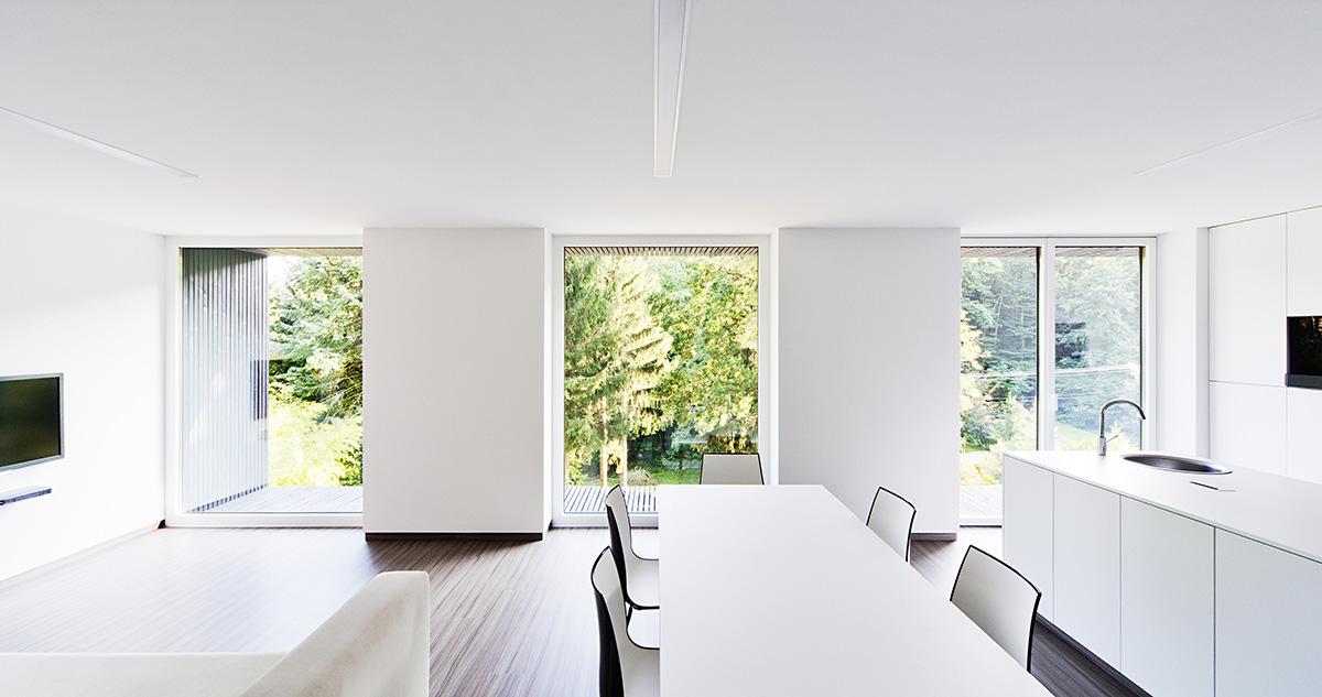 porte fen tre pvc triple vitrage la fran aise kf 220 internorm. Black Bedroom Furniture Sets. Home Design Ideas