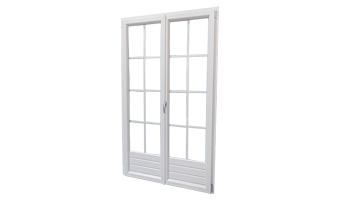 Portes-fenêtres PVC
