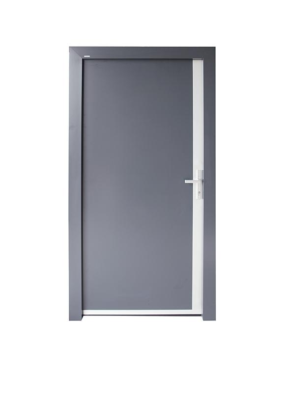 Portes PVC modernes