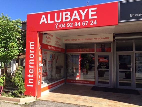 ALUBAYE SARL