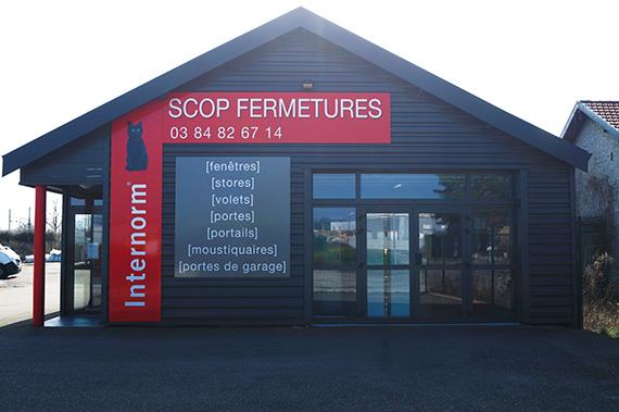 SCOP FERMETURES