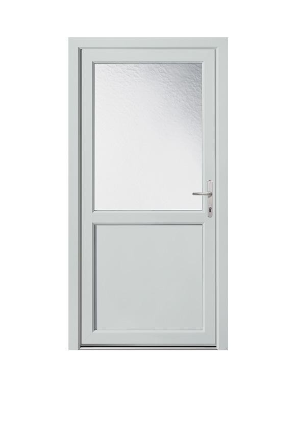 Porte PVC classique C-3