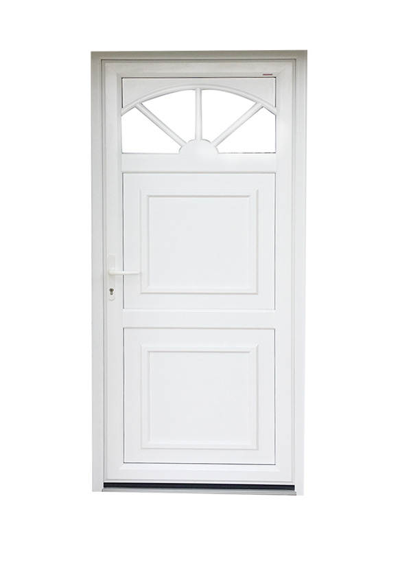 Porte PVC classique C-9