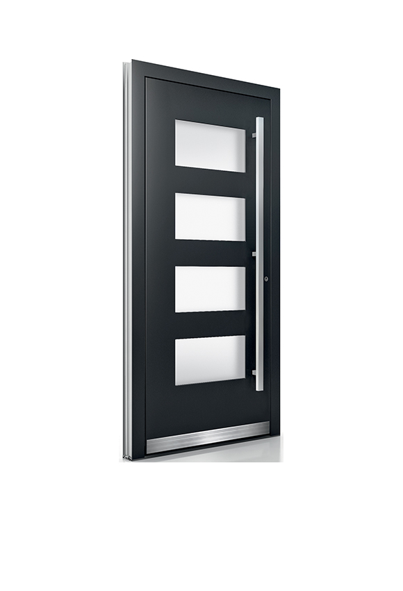Porte Alu contemporaine GD