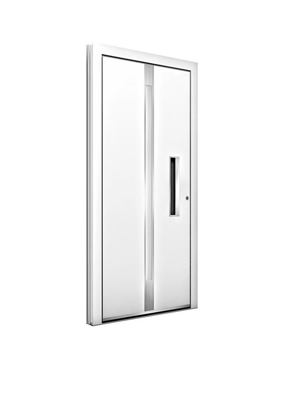 Porte Alu moderne DG