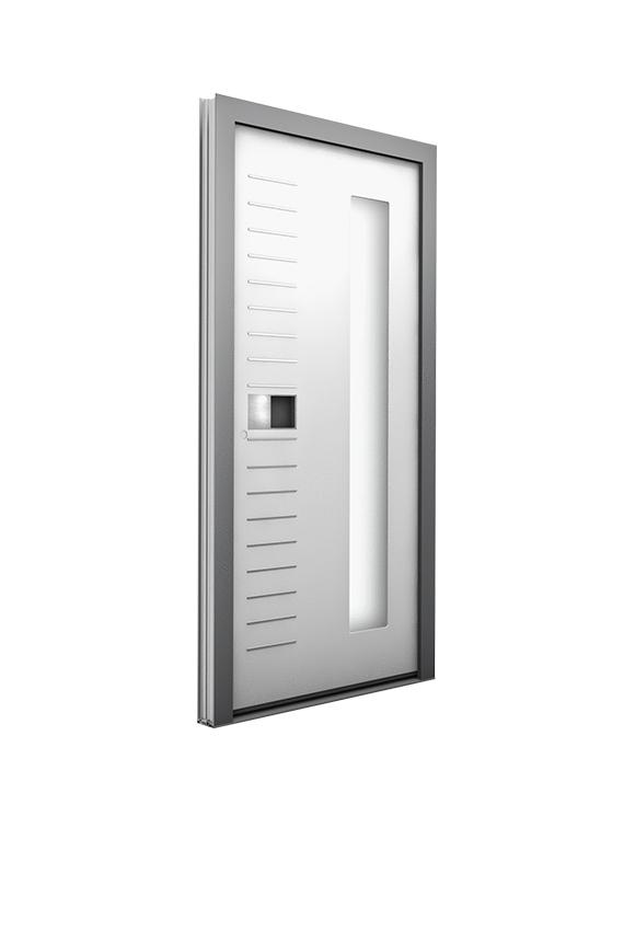 Porte Alu moderne DI