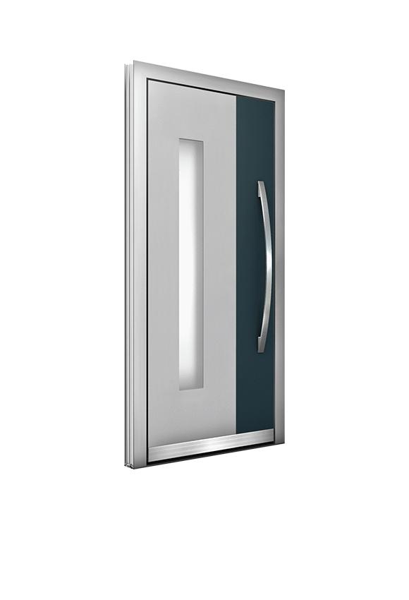 Porte Alu moderne GJ