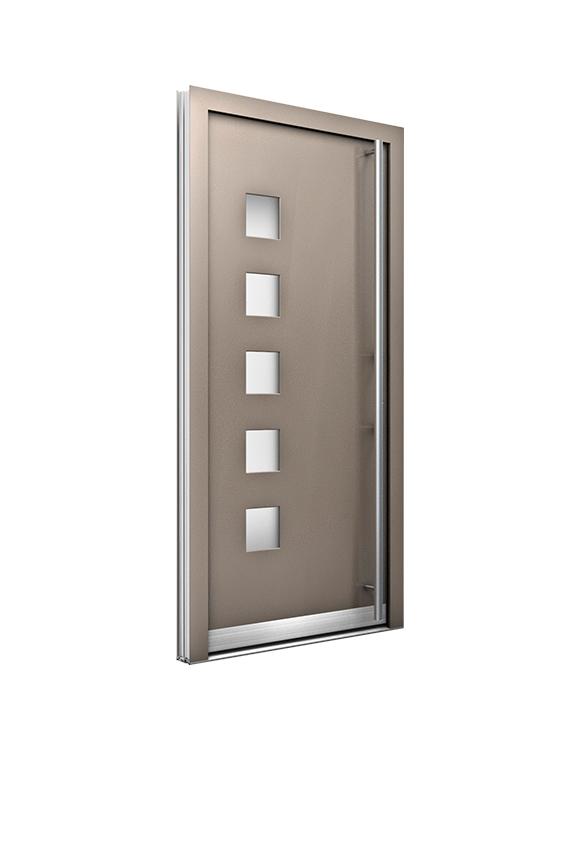 Porte Alu moderne PP