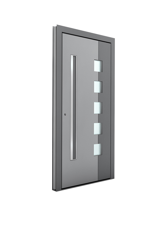 Porte Alu moderne PQ