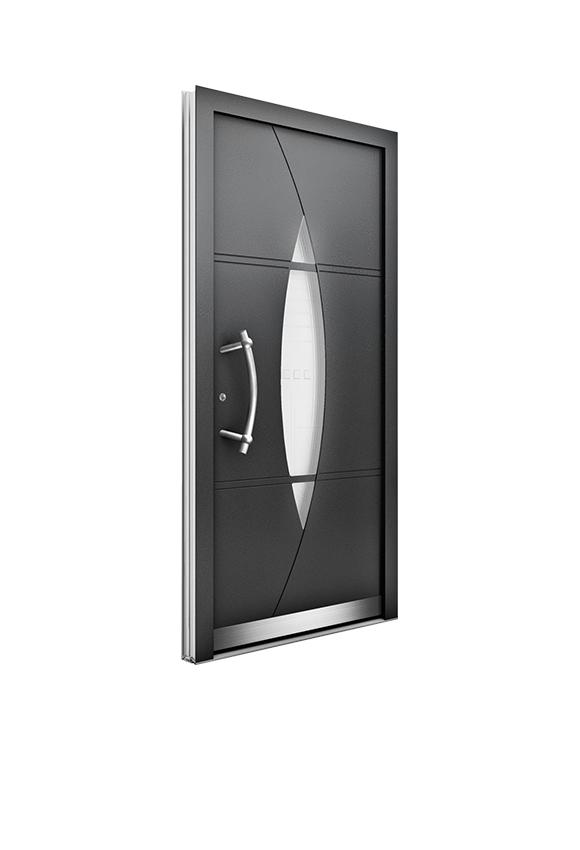 Porte Alu moderne SA