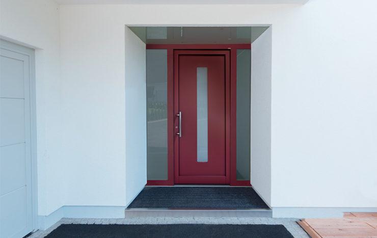 Choisir la bonne couleur pour votre porte d'entrée
