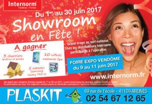 Foire Expo Vendôme du 9 au 11 juin 2017
