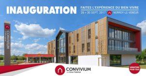 Venez découvrir le Convivium d'Innov'Habitat !
