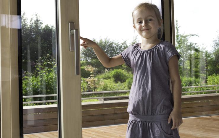 Fenêtres et sécurité enfants