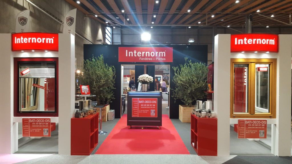 rendez vous au salon am nago lille du 4 au 12 novembre 2017 internorm. Black Bedroom Furniture Sets. Home Design Ideas