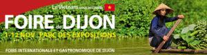 Rendez-vous à la Foire de Dijon au Parc des Expositions du 1er au 12 novembre 2017