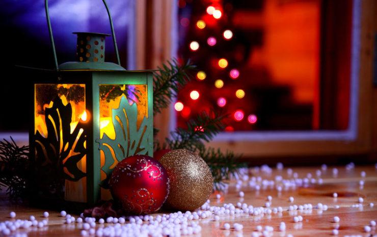 Les fenêtres, incontournables pour vos décorations de Noël