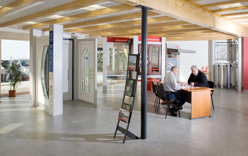 Contact Fermetures distributeur portes et fenêtres Internorm à Rouffach (Colmar, Mulhouse, Haut-Rhin)