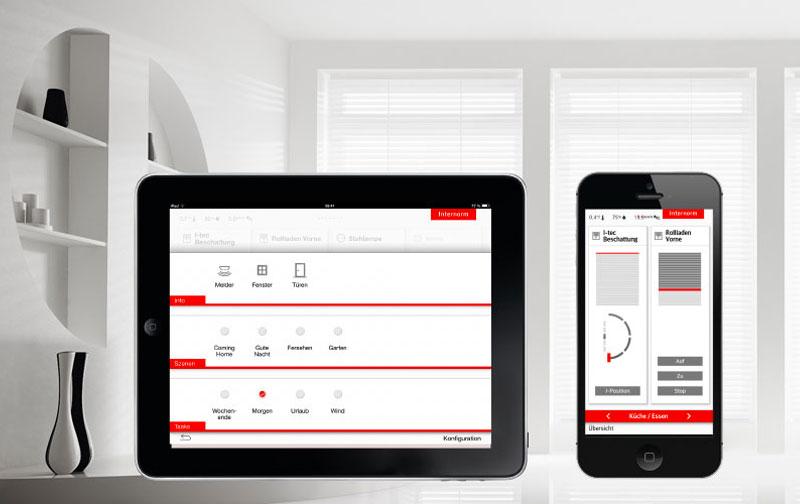 Pilotez vos fenêtres connectées Internorm avec l'appli i-Tec Smartwindow