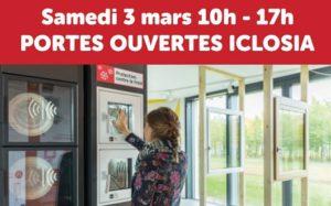 Portes Ouvertes samedi 3 mars 2018 !