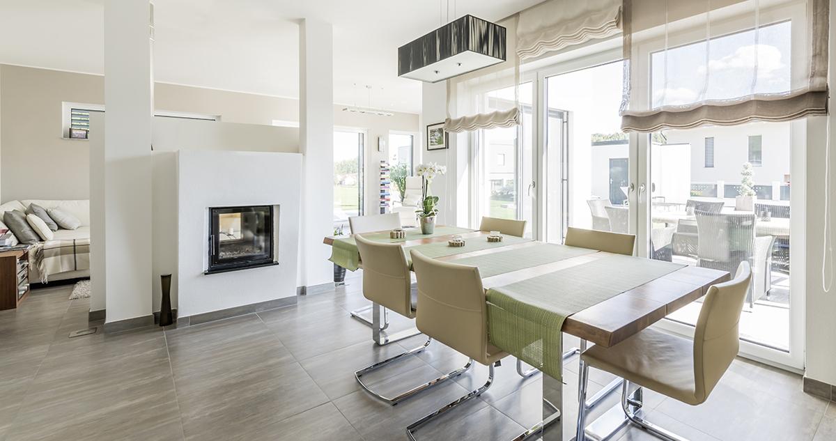 fen tre alu triple vitrage kf 310 internorm. Black Bedroom Furniture Sets. Home Design Ideas