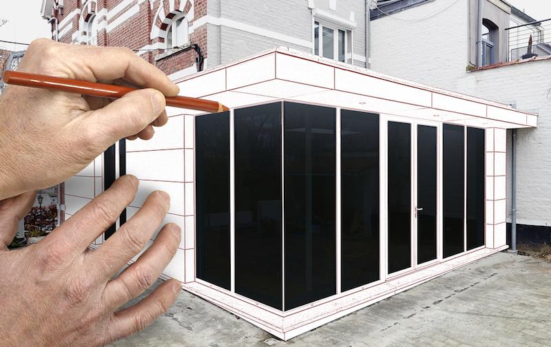Agrandir sa maison et ses fenêtres pour plus de luminosité