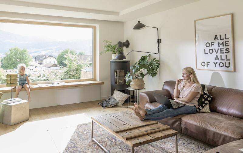 d cor int rieur pvc ou bois que choisir internorm. Black Bedroom Furniture Sets. Home Design Ideas