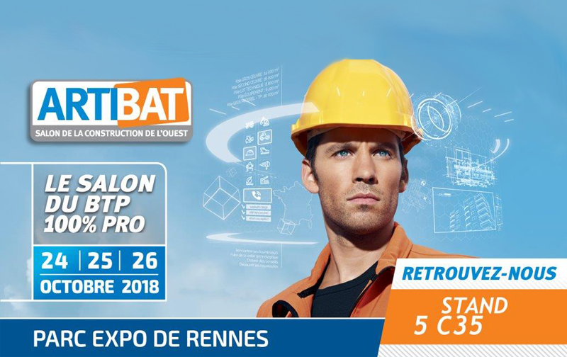 Internorm au salon Artibat 2018