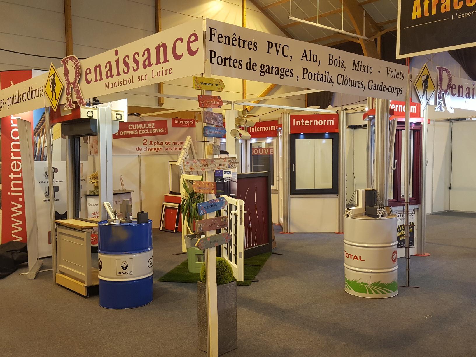 Salon Auvergne Innov Monistrol