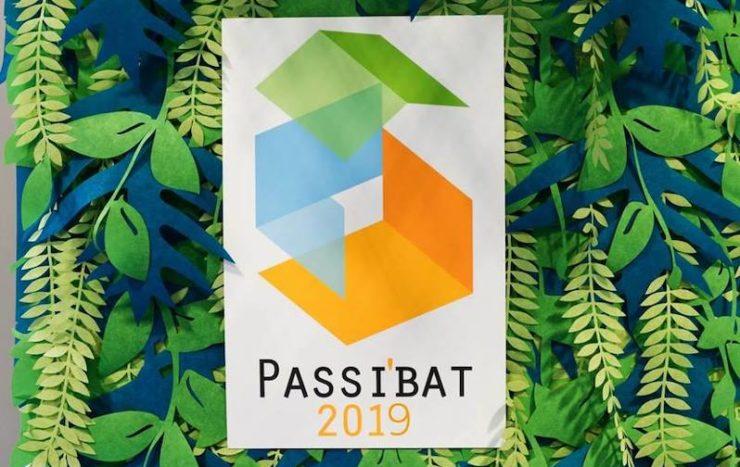 Projet de maison passive ? Rdv à Passi'Bat le 16 et 17 avril 2019 !