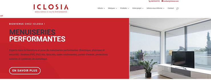 Le site Internet d'Iclosia fait peau neuve!