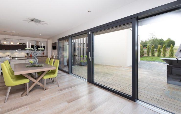 Projet de maison ossature bois bioclimatique avec Innov'Habitat