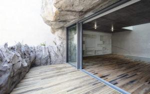 Villa troglodyte à Monaco : une symbiose parfaite entre architecture et environnement