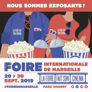 Portissol Isolation à la foire de Marseille du 20 au 30 septembre 2019