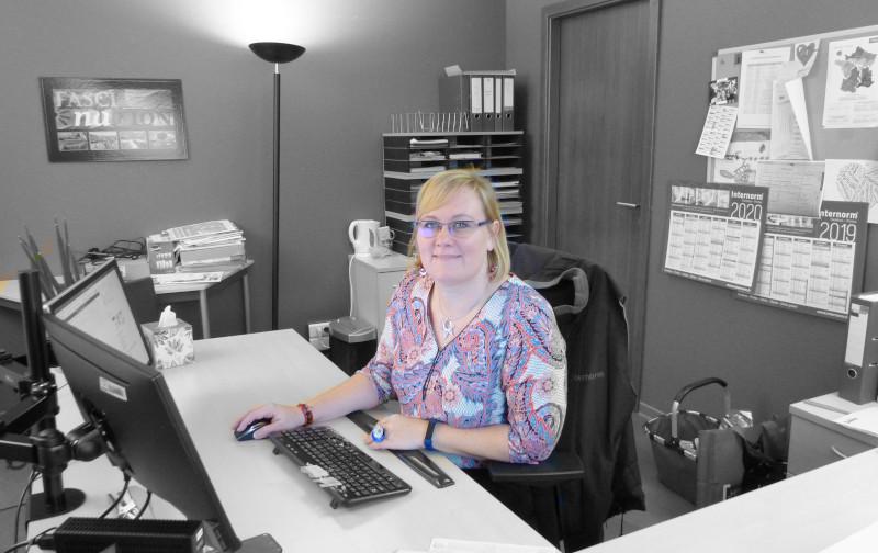 Portrait de salariés : Nadine R., Responsable administrative