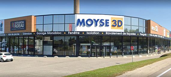 MOYSE 3D